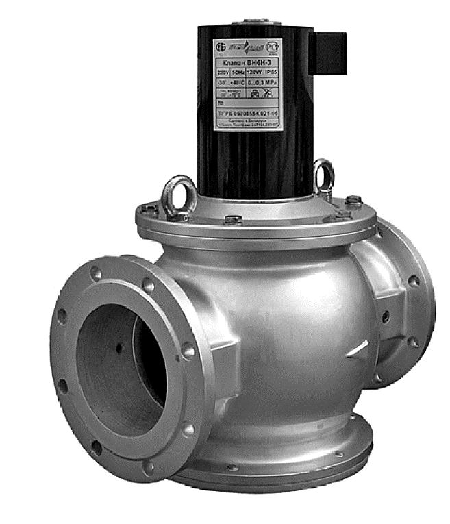 Клапан ВН 1Н-6ПЕ фл.