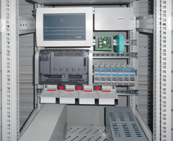 Системы телеметрии для пунктов