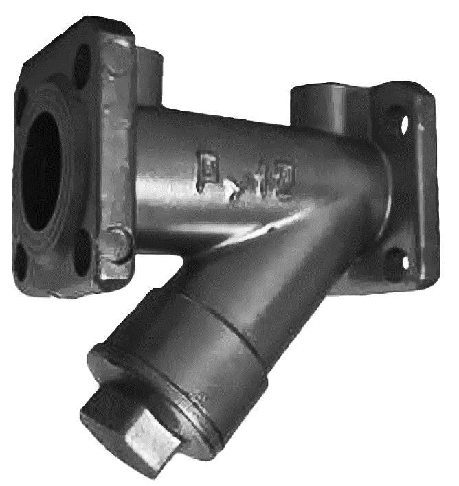 Фильтр газа сетчатый ФГ-25, ФС-25