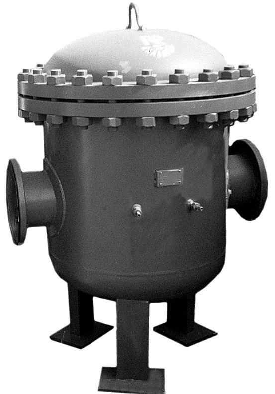 Фильтр газовый GP 0,1