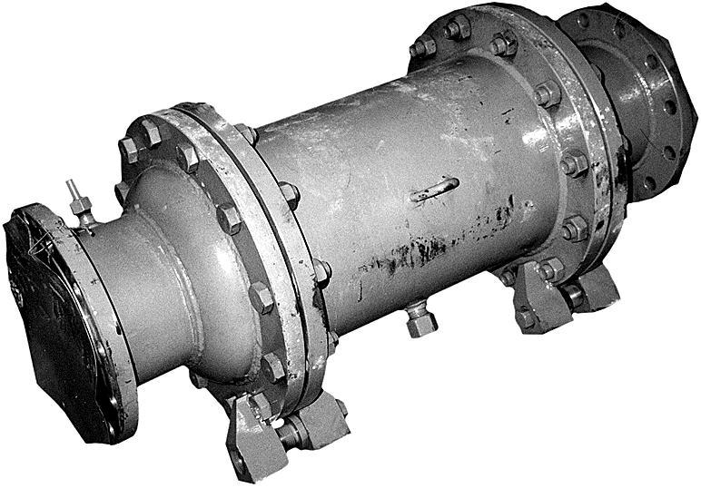 Фильтр газовый волосяной ФГМ-150