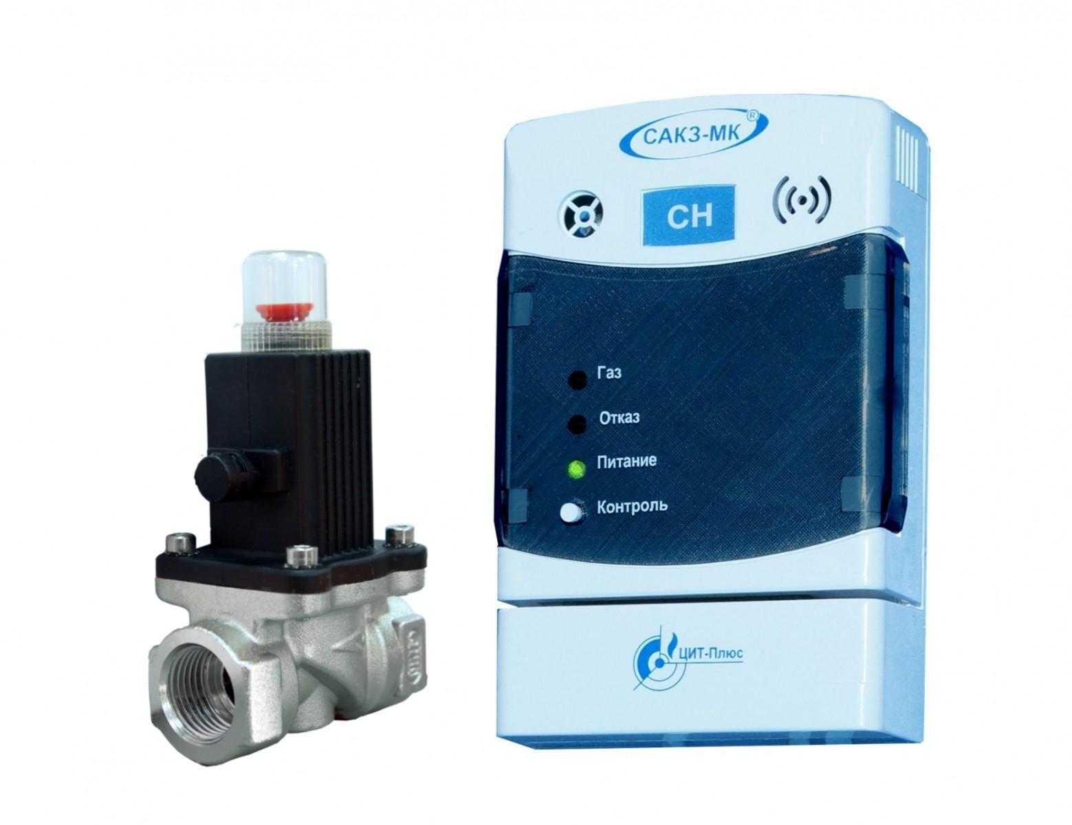 Сигнализатор контроля загазованности СИКЗ-32