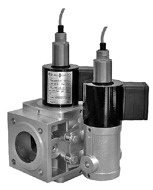 Клапан электромагнитный ВН2М-2К
