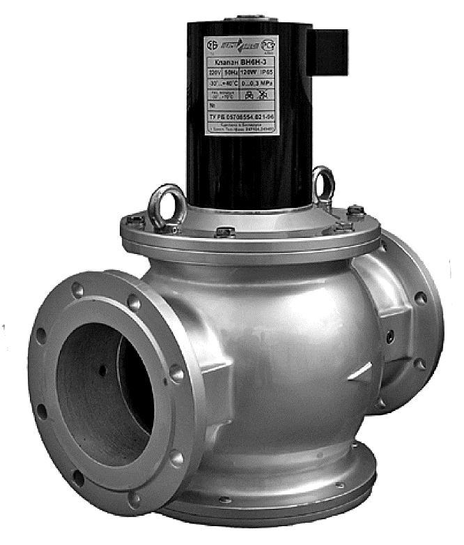 Клапан ВН 2Р-6