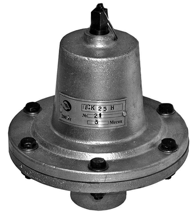 Клапан предохранительный СППК4Р 50-40нж