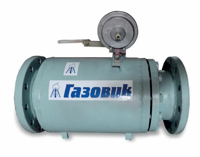 Клапан предохранительный запорные КПЗ-300
