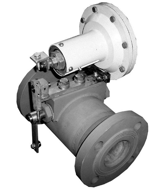 Клапаны предохранительные запорные КПЗ-150, КПЗ-200
