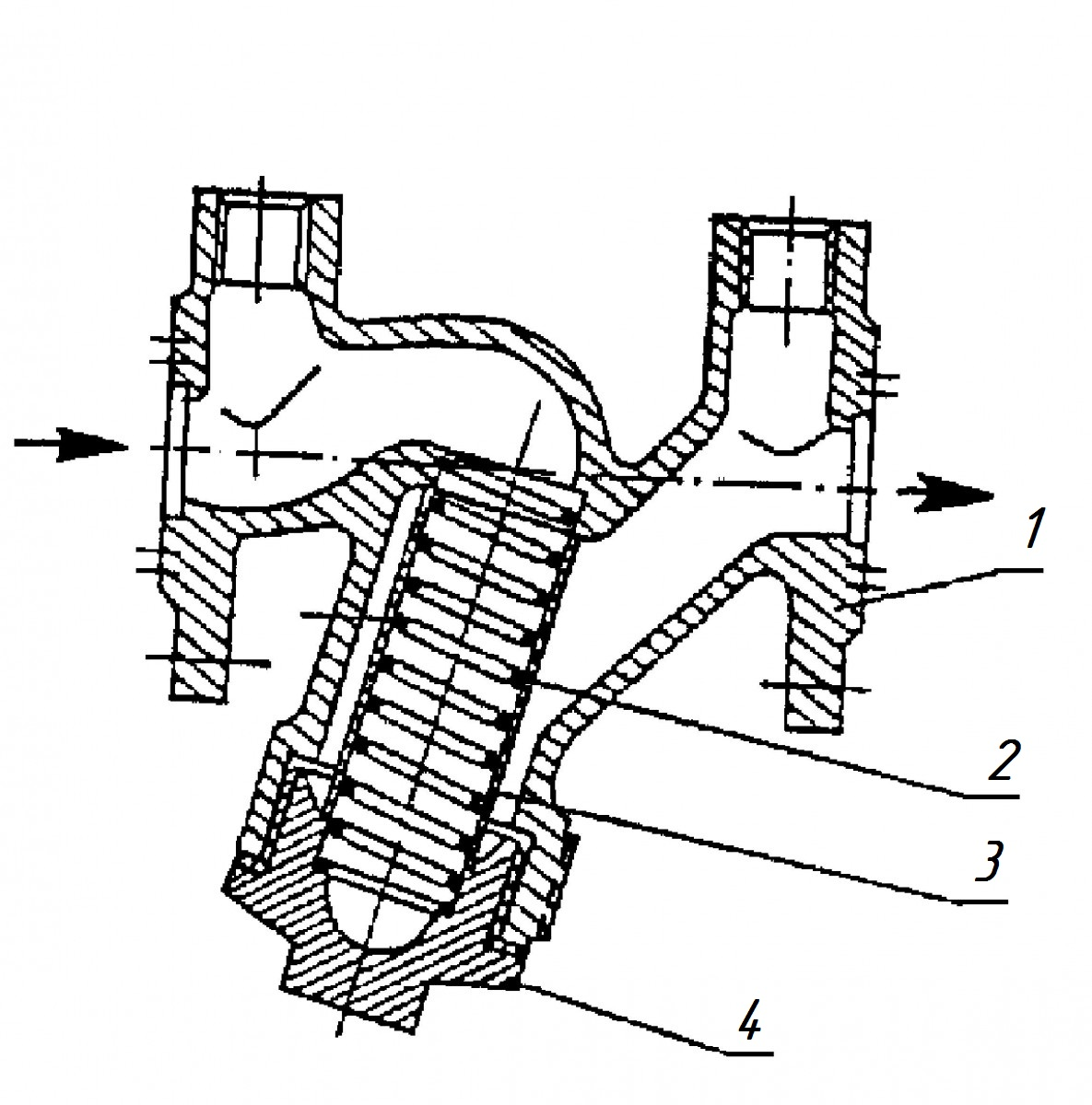 Фильтры газовые сетчатые ФС-25