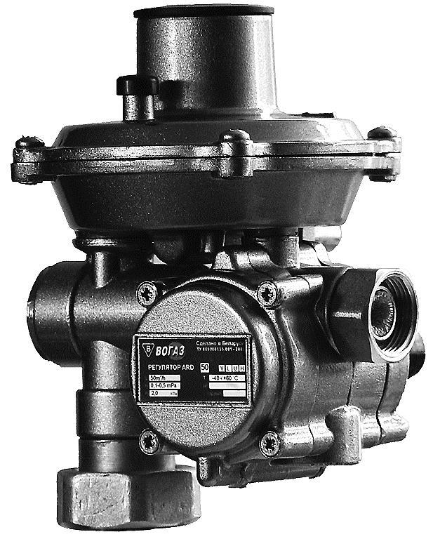 Регулятор давления газа домовой FE25