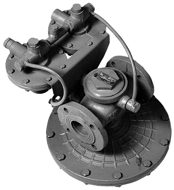 Регулятор давления газа РДБК-1-25Н(В)