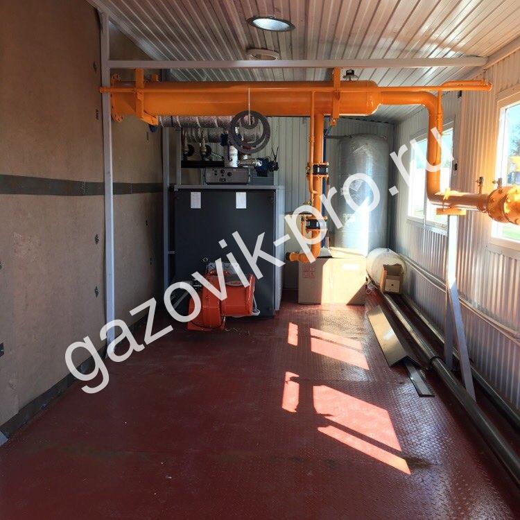Турбинные счетчики газа TRZ (G400)